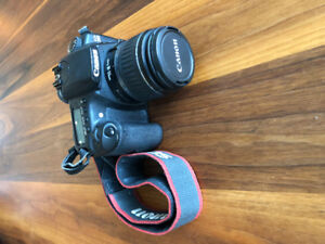 CANON EOS 20D 18-55mm LENS ONLY $200.00!!