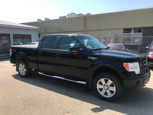 2009 Ford F-150 SuperCrew FX4 LOADED.  (((PRICED TO SELL)))
