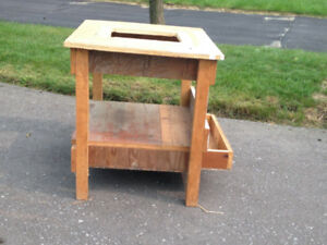 Free   Sturdy Saw/Router Table or Work Bench