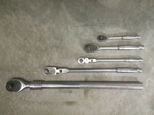MECHANIC HAND TOOLS PACKAGE (SNAP-ON, MAC TOOL).