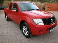 2014 Nissan Navara Double Cab Pick Up Visia 2.5dCi 144 4WD ABSOLUTELY PRISTINE C