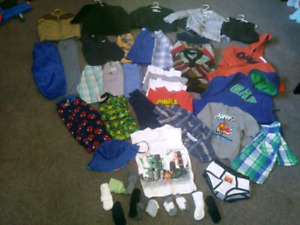 Toddler size 3T clothing LOT SALE 57 ITEMS $80 TAKES