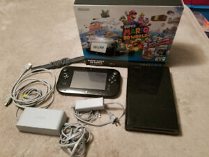 NINTENDO WII U SYSTEMS & GAMES FOR SALE + AMIIBO