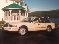 Lincoln TownCar Cartier 1997