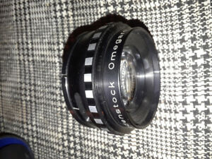 Rodenstock Omegaron 1:4:5 f=135mm made in germany: agrandisseur