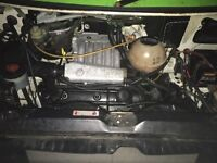 Vw T4 2.4D engine and turbo kit