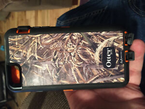 Camo otter box for iPhone 6