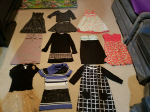 Girls size 7-10 lot of clothes