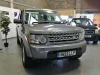 2010 59 LandRover Discovery 4 Face Lift GS,Automatic