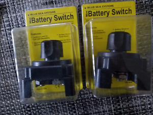 New - Battery Switches & Path Maker 100 Battery Combiner