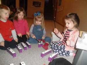 Kindermusik with Holly: Group music lessons- babies to age 6 Kingston Kingston Area image 2