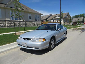 1996 Ford Mustang Coupe (2 door) - Good Condition