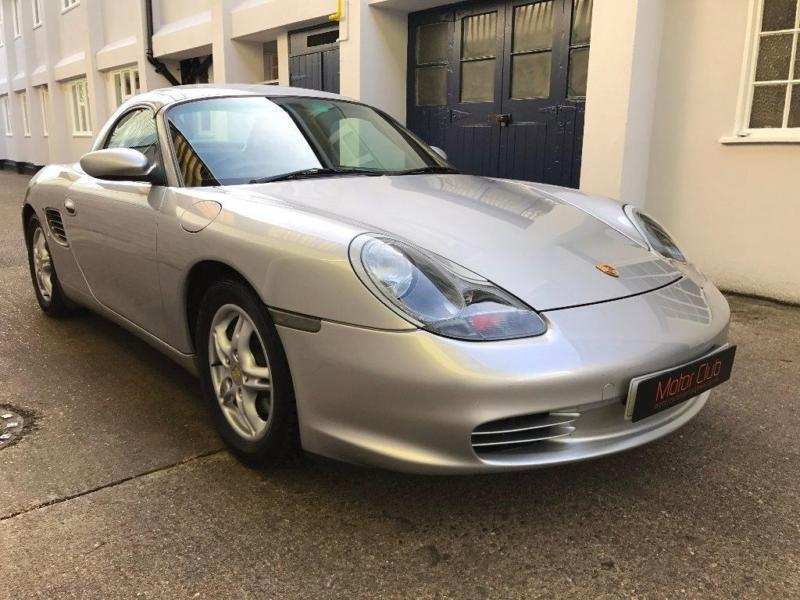 2003 Porsche Boxster 2.7 986 Convertible 2dr | in Long Eaton ... on porsche carrera gt car, 2001 porsche boxster sale, porsche pdk, used porsche boxster sale, porsche custom,
