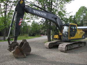 Deal deal deal, one owner, Volvo, Kubota, etc...
