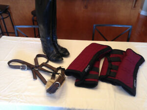 Horseback riding accessories