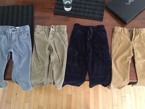 Boys 3T Pants (new or almost new)