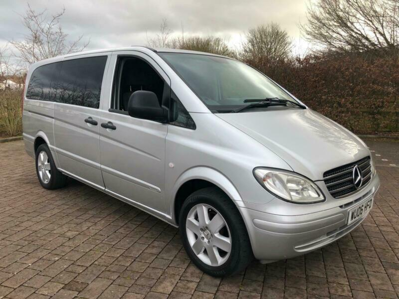 2006 Mercedes-Benz VITO 111 CDI TRAVELINER | in Hanham, Bristol | Gumtree