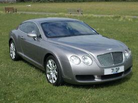 2005 (05) Bentley Continental 6.0 Auto GT