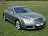 2005 (05) Bentley Continental 6.0 Auto GT