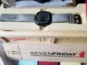 New Sevenfriday watch huge collection