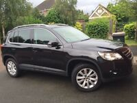 VW Tiguan. 44,000 miles. 61 plate. Excellent condition.