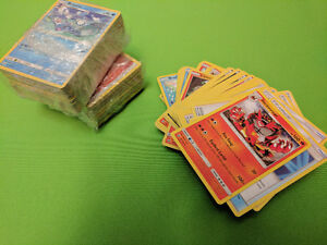 *NEW* 100 Pokemon Cards for $5!