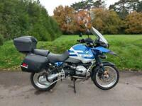 2003 BMW R1150GS, ABS, MOT JULY'2021, GREAT CONDITION, FULL LUGGAGE, HPI CLEAR