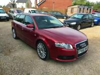 Audi A4 Avant 2.0TDI ( 170PS ) S Line Special Edition