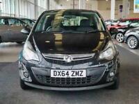 2014 Vauxhall Corsa 1.2 SXi 3dr [AC] Hatchback Petrol Manual