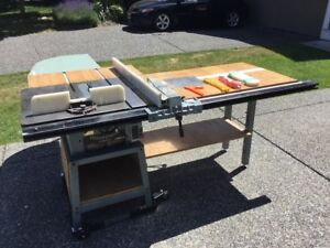Delta 10 Inch Contractor Table Saw
