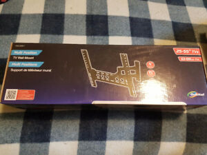 Tv wall mount multi-position 25 to 55 inch TVs 63 to 139 CM TVs