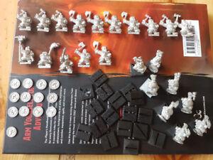Warhammer/Age of Sigmar Dwarf/Dispossessed/Ironweld Arsenal Lot