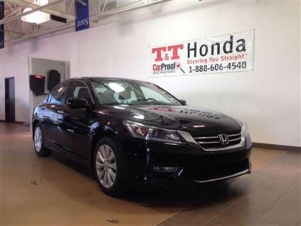 2013 Honda Accord EX-L *Local Car, No Accidents, Back-Up Camera