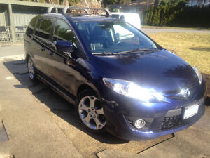 2010 Mazda 5 GT immaculate