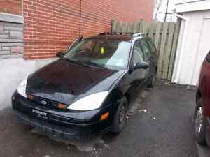 Ford focus 2002 --155000km!a500$
