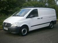 2011(61) Mercedes-Benz Vito 111cdi LWB Long EURO 5, CRUISE, BLUETOOTH, FINANCE?