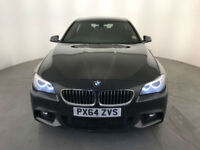 2014 64 BMW 530D M SPORT AUTOMATIC DIESEL 1 OWNER SERVICE HISTORY FINANCE PX