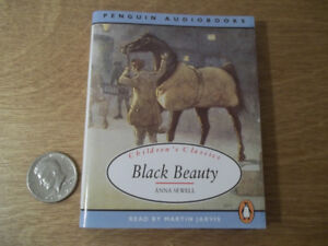 Children's C. Black Beauty by Anna Sewell-read by Martin Jarvis
