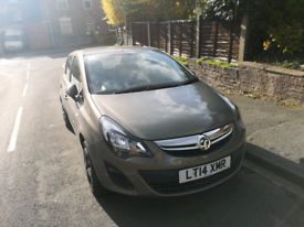 image for Vauxhall Corsa 2014