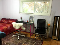 Perfect location close to UM. New furnished room only for girls!