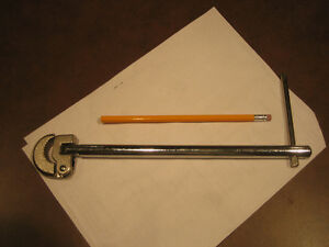 ADJUSTABLE CROWS FOOT WRENCH (NEW) SPECIALTY TOOL