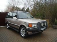 1999 V Reg Land Rover Range Rover P38 2.5TD Auto DHSE
