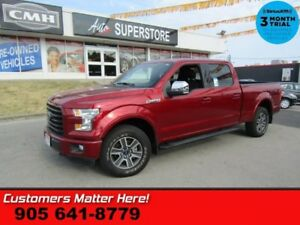 "2016 Ford F-150 XLT  4X4 CAMERA BUCKETS-CONSOLE PWR-SEAT 18""ALLO"