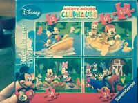 Mickey mouse clubhouse puzzle box