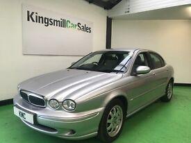 Jaguar X-Type 2.0D CLASSIC (silver) 2004