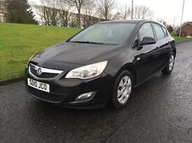 2010-10-Vauxhall/Opel Astra 1.6i 16v VVT ( 115ps ) 2010MY exclusiv 44000 miles