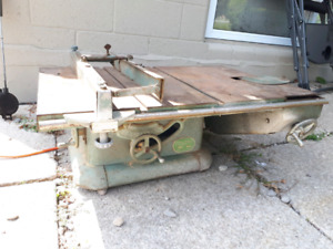 Duramark Edgerite Deluxe Table saw