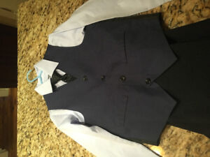 Boys 3 Piece Suit, Size 10