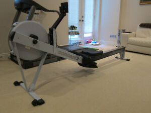Concept 2 Model D erg with upgraded PM5 -used