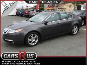 2011 Acura TL 4dr    FREE 1 YEAR PREMIUM WARRANTY INCLUDED!